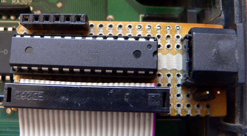 ATMega48.  Для подключения используется версия контроллера на основе. index.